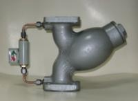 Фильтры газовые сетчатые ФГС-50 с ИПД-16