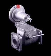 Предохранительные запорные клапаны КПЗ-100Н, КПЗ-100В