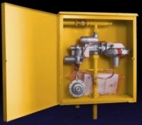 Газорегуляторные пункты шкафные ГРПШ-10МС