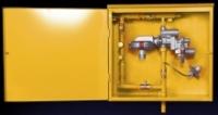 Газорегуляторные пункты шкафные ГРПШ-10МС-1