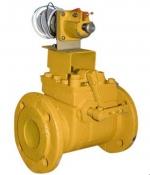 Клапаны предохранительные запорные электромагнитные газовые КПЭГ-100(П)