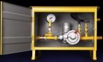 Газорегуляторные пункты шкафные ГРПШ-32